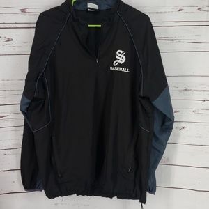 Rawlings Chicago White Sox Pullover Windbreaker